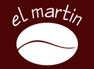 "Logo ""el martin"""